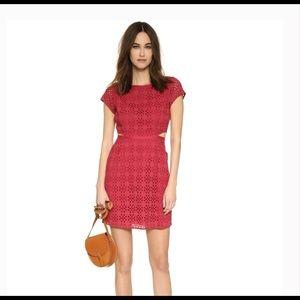 Madewell || Eyelet Happening Dress Size 4